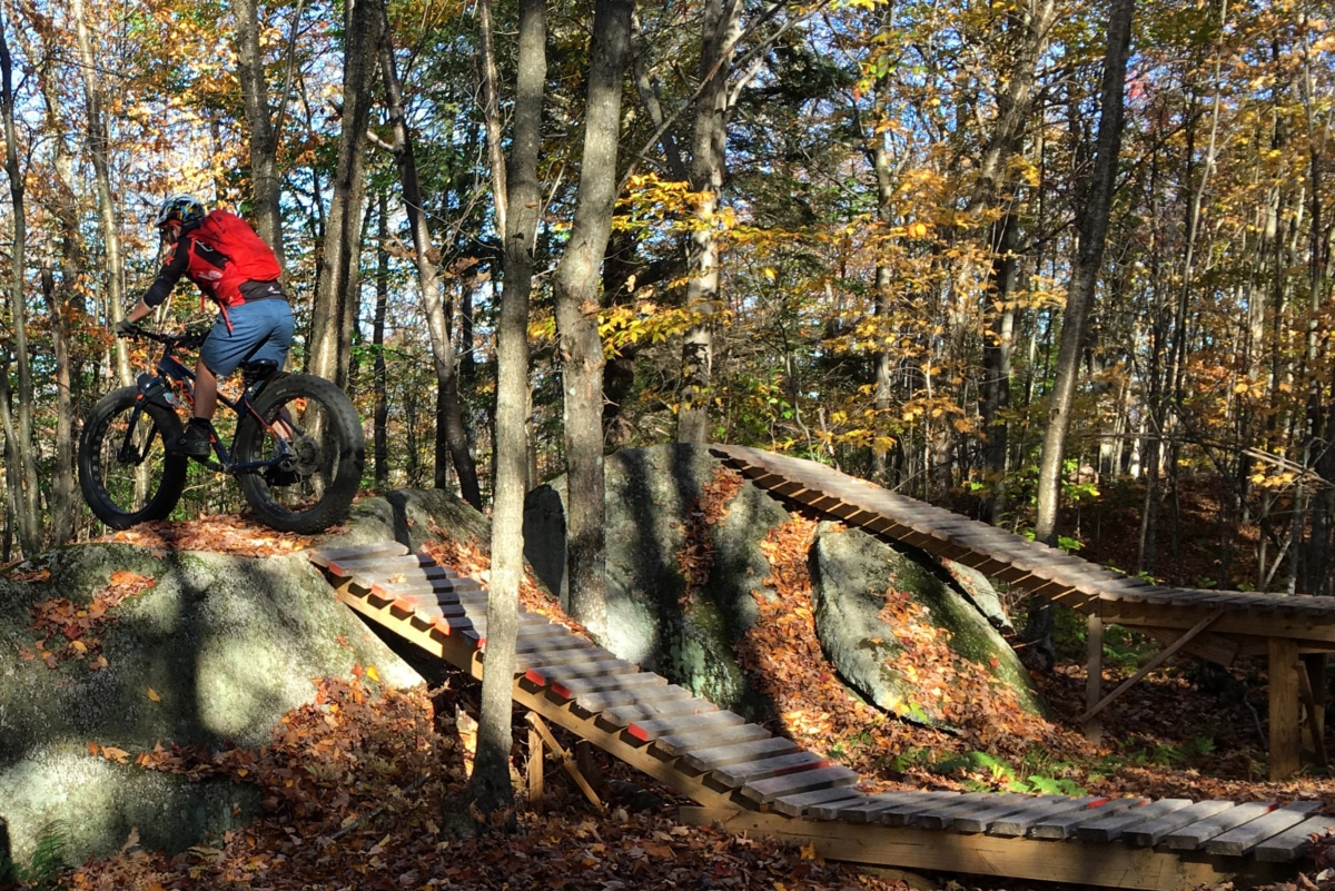 Millstone Trails is rated among the Top Ten in New England by The Boston Globe.