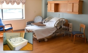 CVMC's birthing center is state of the art.