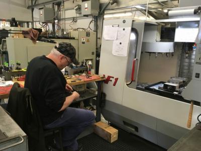 Dessureau Machines in Barre, VT