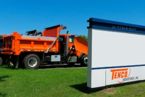 Tenco Industries Inc - Barre, VT is one of the leading distributors of snow and ice removal equipment and municipal products throughout northern New England.