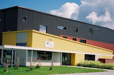 The Vermont Foodbank has its home at the Wilson Industrial Park in Barre Town, VT