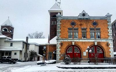 Firehouse Inn in Barre, VT