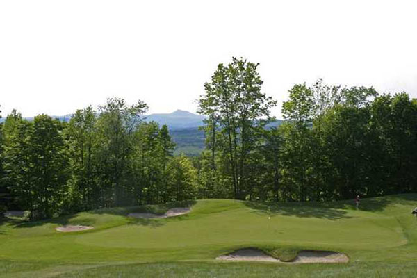 Country Club of Barre top-rated golf course in Vermont